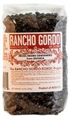 Rancho Gordo Santanero Negro Delgado Bean