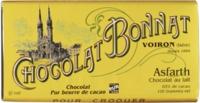 Chocolat Bonnat Asfarth Indonésie 65% de Cacao