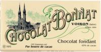 Chocolat Fondant Surfin Recette Originelle 65% de Cacao Bonnat