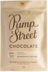 Pump Street Chocolate Ecuador Hacienda Limon Sourdough & Sea Salt 66%
