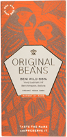 Original Beans Beni Wild Harvest 66% Vivid Dark Chocolate Beni Amazon Bolivia