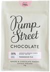 Pump Street Chocolate 58% Madagascar Milk Akesson's Organic Estate Ambanja