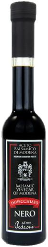 Aceto Balsamico di Modena Invecchiato Nero Acetaia Pedroni