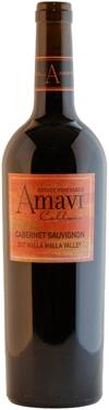 2017 Amavi Cellars Cabernet Sauvignon Walla Walla Valley