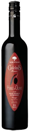 Castelines Extra Virgin Olive Oil Huile d'Olive Vierge Noir d'Olive Vallée des Baux de Provence