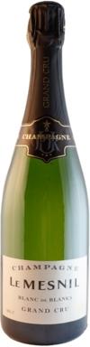 Champagne Le Mesnil Brut Blanc de Blancs Grand Cru