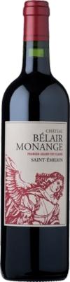 2015 Château Bélair-Monange Saint-Émilion 1er Grand Cru Classé