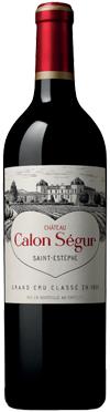 2018 Château Calon Ségur Saint-Estèphe