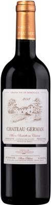 2018 Château German Castillon Côtes de Bordeaux