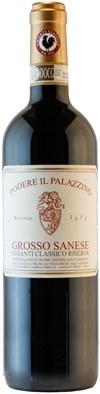 2013 Chianti Classico Riserva Grosso Sanese Podere Il Palazzino