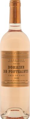 2020 Corbières Rosé Gris de Gris Domaine de Fontsainte