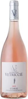 2019 Corse Rosé Domaine Vetriccie