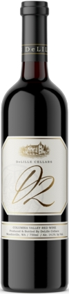 2018 DeLille Cellars D2 Columbia Valley Red Wine