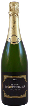 Vouvray Brut Domaine d'Orfeuilles