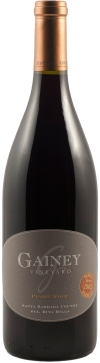 2018 Gainey Vineyard Pinot Noir Santa Rita Hills Santa Barbara County