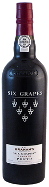 Graham's Six Grapes Reserve Porto