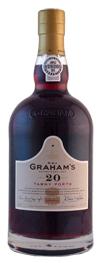Graham's Tawny Porto Aged 20 Years