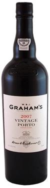 2007 Graham's Vintage Porto