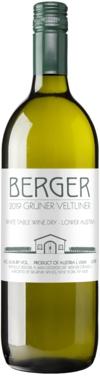 2019 Grüner Veltliner Niederösterreich Weingut Berger