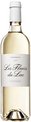 2019 Les Fleurs du Lac Bordeaux Blanc