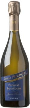 Louis Picamelot Crémant de Bourgogne Extra Brut Blanc de Blancs Cuvée Jeanne Thomas