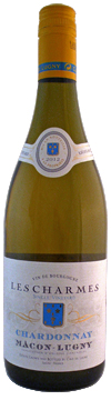 2013 Mâcon‑Lugny Les Charmes Chardonnay