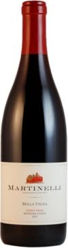 2017 Martinelli Pinot Noir Bella Vigna Sonoma Coast