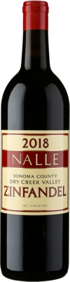 2018 Nalle Winery Zinfandel Dry Creek Valley