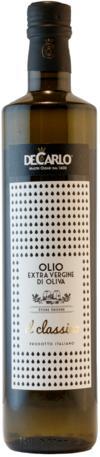Olio Extra Vergine di Oliva Conca Barese Il Classico DeCarlo