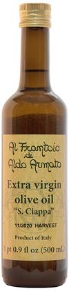 Olio Extra Vergine di Oliva Liguria S. Ciappa Al Frantoio di Aldo Armato