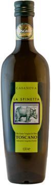 Olio Extra Vergine di Oliva Toscano Casanaova La Spinetta