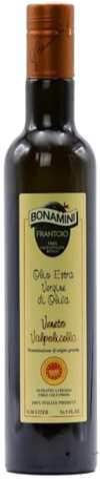 Olio Extra Vergine di Oliva Veneto Valpolicella Bonamini