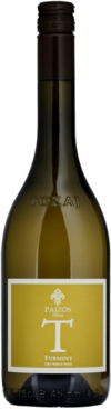 2019 Pajzos «T» Tokaji Furmint Dry White Wine