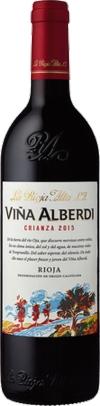 2015 Rioja Crianza Viña Alberdi La Rioja Alta