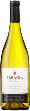 2018 Sbragia Family Vineyards Chardonnay Home Ranch