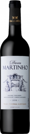 2018 Vinho Regional Alentejano Dom Martinho by Quinta do Carmo