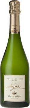 Vitteaut-Alberti Crémant de Bourgogne Brut Blanc de Blancs Cuvée Agnès