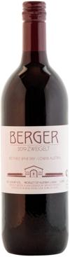 2019 Zweigelt Niederösterreich Weingut Berger