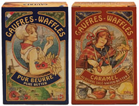 La Dunkerquoise Gaufres Waffles
