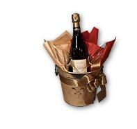 Gift Wrap Bucket