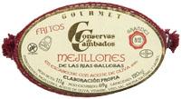 Conservas de Cambados Galicia Mussels In Marinade
