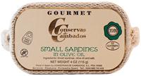 Conservas de Cambados Small Sardines In Olive Oil