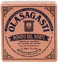 Olasagasti Bonito del Norte White Tuna In Olive Oil