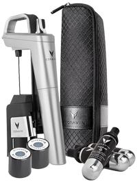 Coravin® Model Six Wine Preservation System Silver
