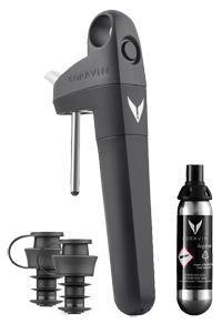 Coravin® Pivot™ Wine Preservation System Black