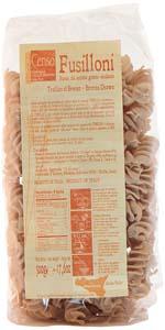 Pasta da Antico Grano Siciliano Fusilloni Azienda Agricola il Censo
