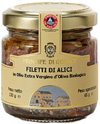 Principe di Gerace Fillets of Anchovies in Extra Virgin Olive Oil 65g