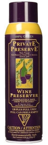 Private Preserve® Wine Preserver