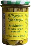 Artichokes in Extra Virgin Olive Oil Al Frantoio di Aldo Armato